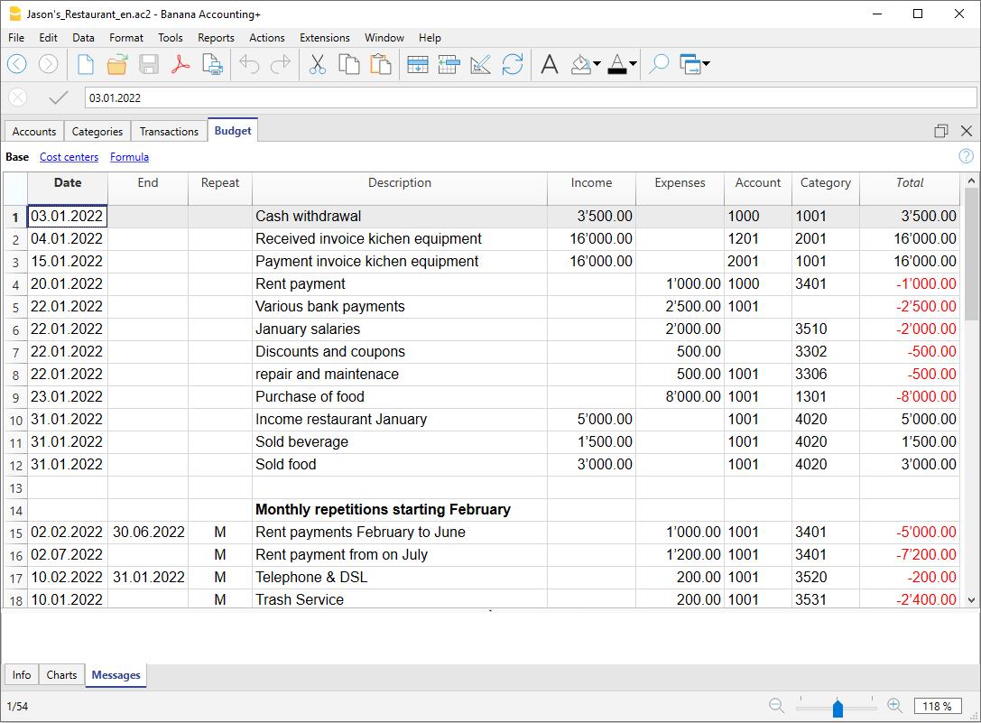 créer une comptabilité multidevise