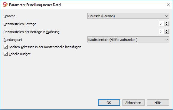Neue Datei erstellen